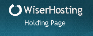 WiserHosting - web and email hosting - PHP, MySQL, SSL Certificates